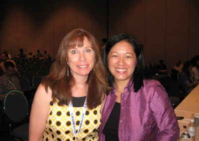 Pattie Simone and Charlene Li, CEO Altimeter Group