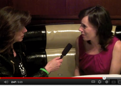 REALTime Conference Pattie Simone interviews Emily Lutzker