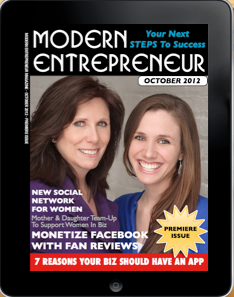 Modern Entrepreneur Feature